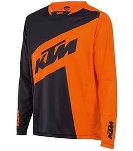 CAMISETA KTM FACTORY ENDURO SHIRT LONGSLEEVE M
