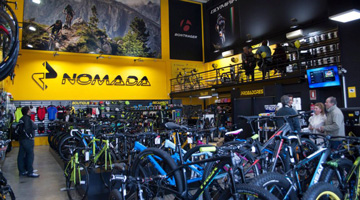 Tienda Nomada Bikes