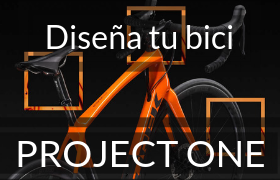 Diseña tu bici con project one