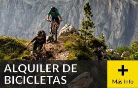 Alquiler de biciletas en Madrid