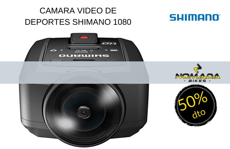 CAMARA VIDEO DE DEPORTES SHIMANO 1080