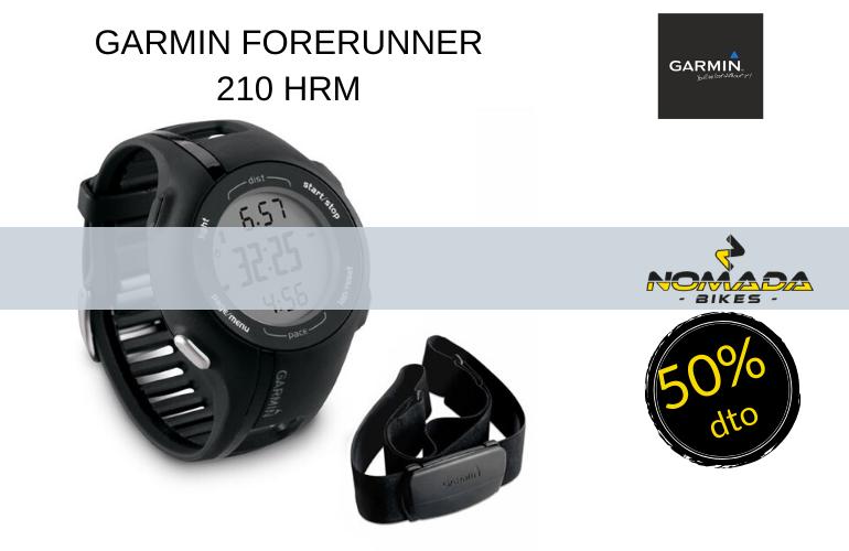 FORERUNNER 210 HRM