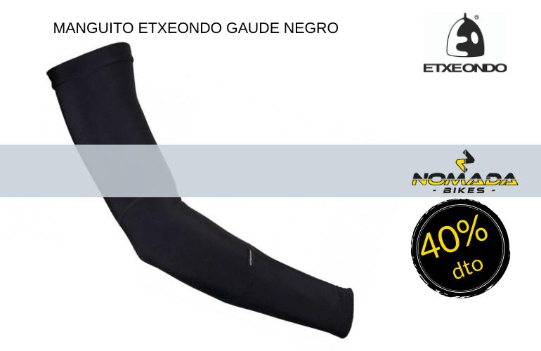 MANGUITO ETXEONDO GAUDE NEGRO