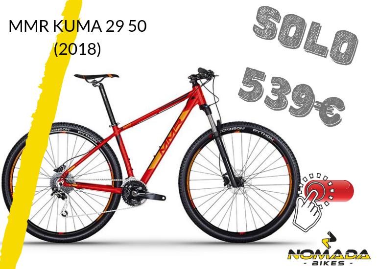 MMR KUMA 29 50 (2018)